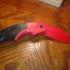 Knife Astroller - Couteau Astroller Pliant A Cran D'Arrêt. print image