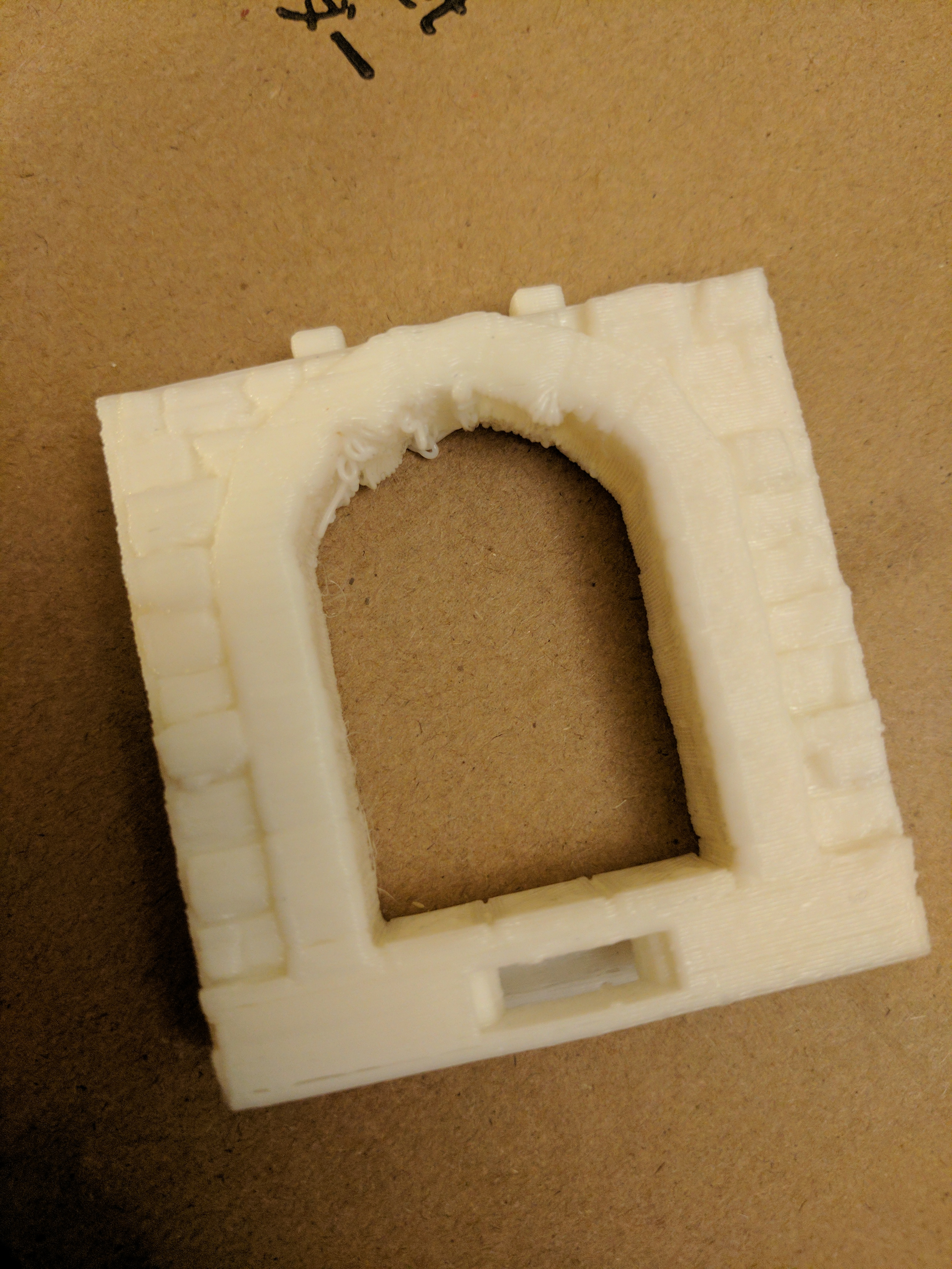 3D Printable Rampage Castle Trial Set by Printable Scenery