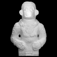 Monkey in Nobleman's Clothes