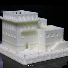 Picture of print of Mini Eastern villas planter This print has been uploaded by Airwold3D