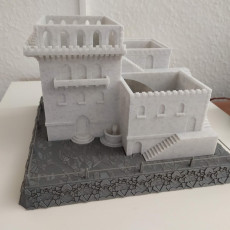 Picture of print of Mini Eastern villas planter This print has been uploaded by Marcel Frehe