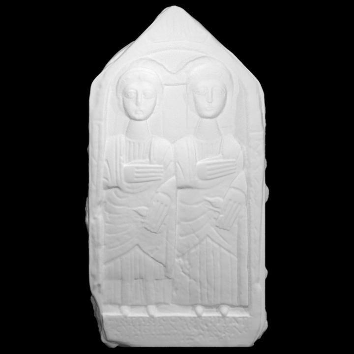 Relief of a Gravestone