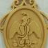 Medalla para el traje típico de San Melchor Betaza image