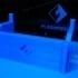 FlashForge Creator Pro 2016 - Filament tube holder image