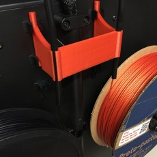 Picture of print of Filament guide tube holder for FlashForge Creator Pro 2016