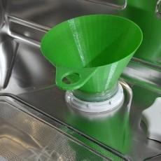 230x230 dishwasher funnel ok