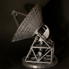 BWG Deep Space Station Antenna