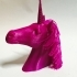 Hairy Unicorn (single and dual extrusion) image
