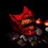 For Honor - Kensei Mask Menpo print image