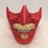 For Honor - Kensei Mask Menpo image