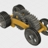 Tabletop Tri-Mode Spring Motor Rolling Chassis image