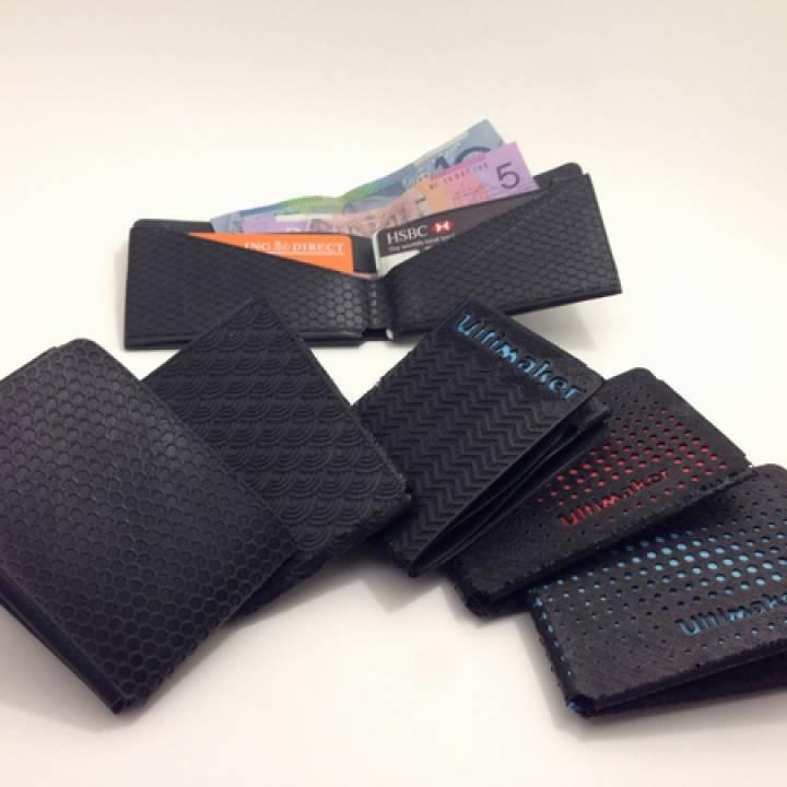 Men's Wallets by XYZ Workshop
