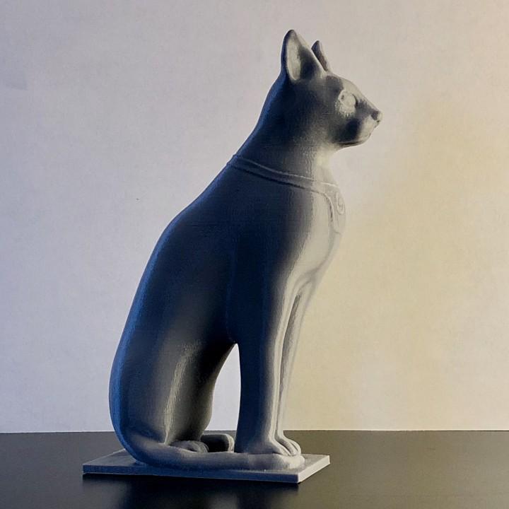 Animals for Sarcophagus Decoration - Cat 2