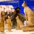 Animals for Sarcophagus Decoration - Cat image