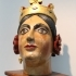Head from the figurehead of a Spanish prison Hulk image