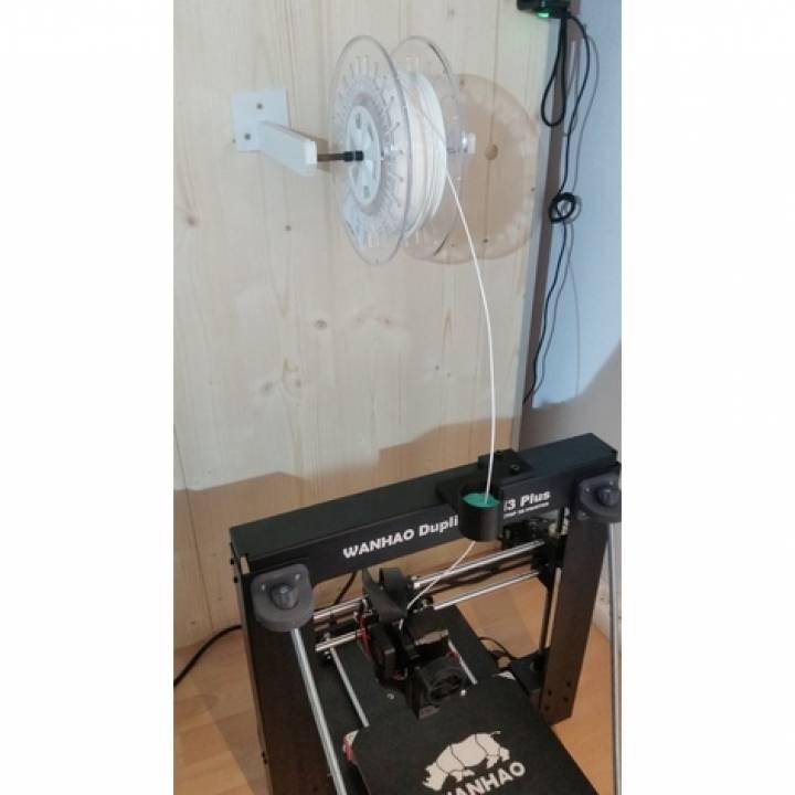 Wanhao Di3+ filament cleaner