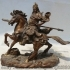 Guan Yu Equestrian Statue image