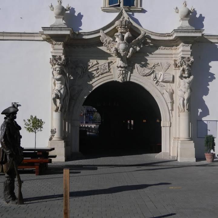 Fourth Gate of Vaubam Fortress