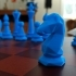 Low Poly Chess Set image