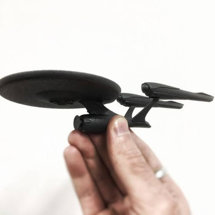 Star Trek USS Enterprise Ultimate Collection