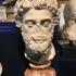 Roman Marble head of Marcus Aurelius image