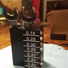 Original Prusa i3 MK2 Nozzle holder and tool Box