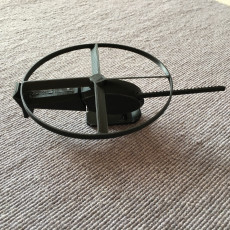 Picture of print of Flying Helicopter Toy