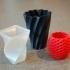 Square Vase, Cup, And Bracelet Generator image