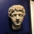 A Roman marble portrait head of the Emperor Caracalla image