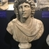 Roman marble bust of Alexander image