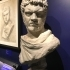 "A Roman marble bust of the Emperor Caracalla, of the ""sole-rule"" type image"