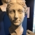 Roman over-lifesized head of a noblewoman (possibly Livia) image