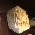 Alabaster cinerary urn image