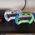 Nintendo Switch Joy-Con Wheel Pro print image