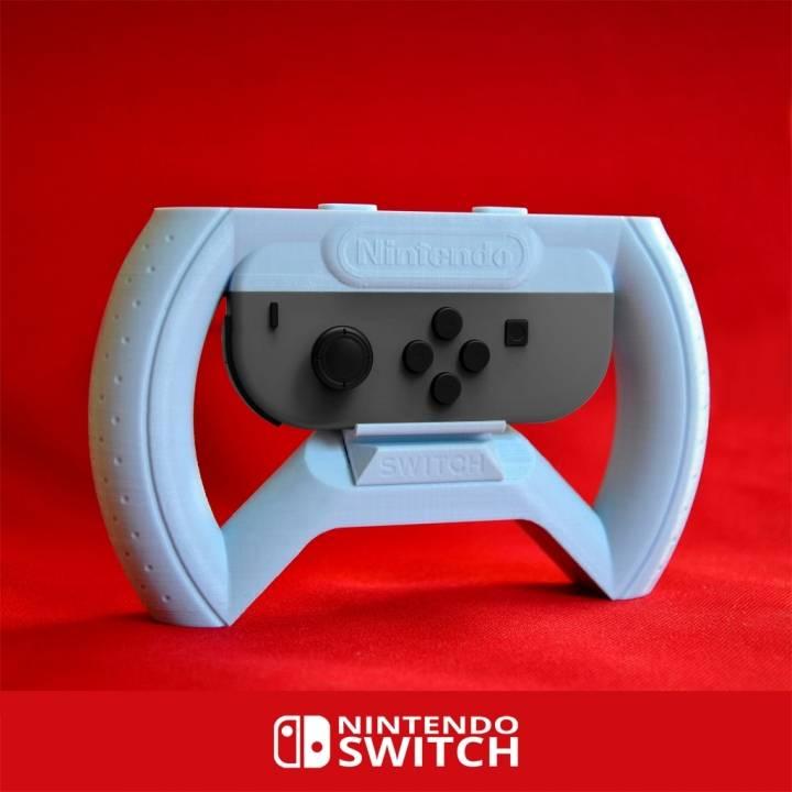 Nintendo Switch Joy-Con Wheel Pro