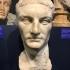 Roman marble portrait of Claudius image