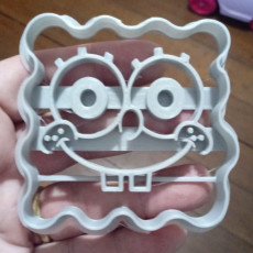 Picture of print of Sponge Bob Square Pants Cookie Cutter Esta impresión fue cargada por André M Neves