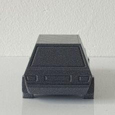 Picture of print of Volkswagen Golf GTI - Low Poly Miniature