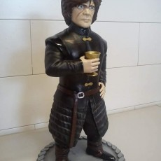 Picture of print of Tyrion Lannister