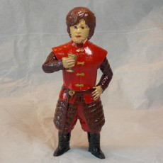 Picture of print of Tyrion Lannister This print has been uploaded by Aaron Moore