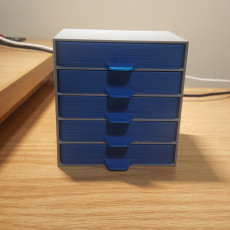 Picture of print of Parts Tray Drawers