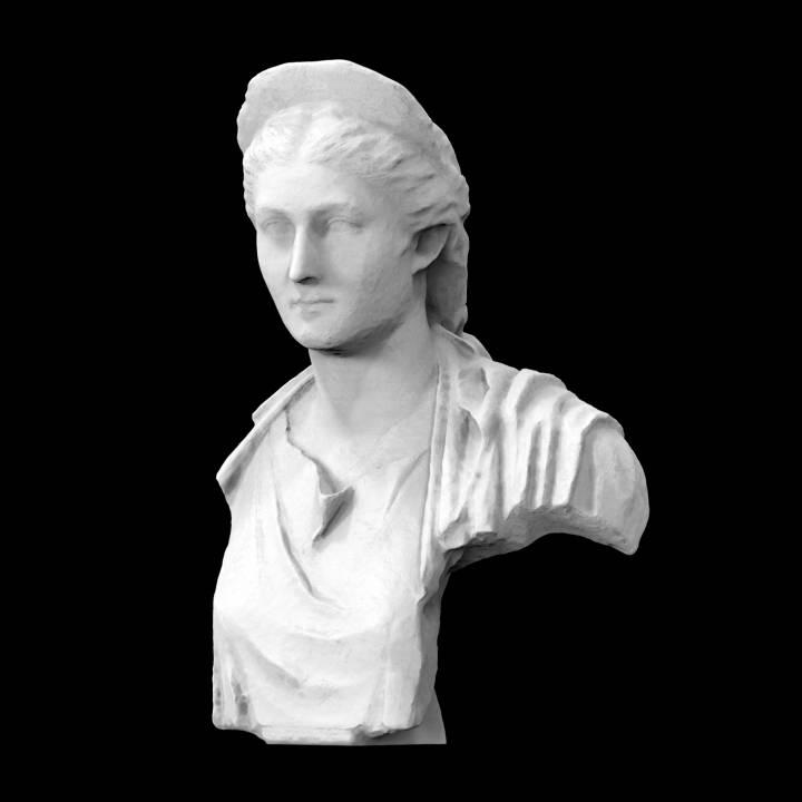 Portrait of Sabina
