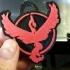 Team Valor Badge - Pokemon Go image
