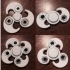 Customizable Yin-Yang Fidget Spinner image
