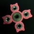Quad Hex Nut Cat Spinner image