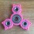 Triple Hex Nut Cat Spinner image
