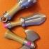 Baby Dual Blade Axe image