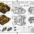 Land Raider for Epic 40K (6mm scale) image