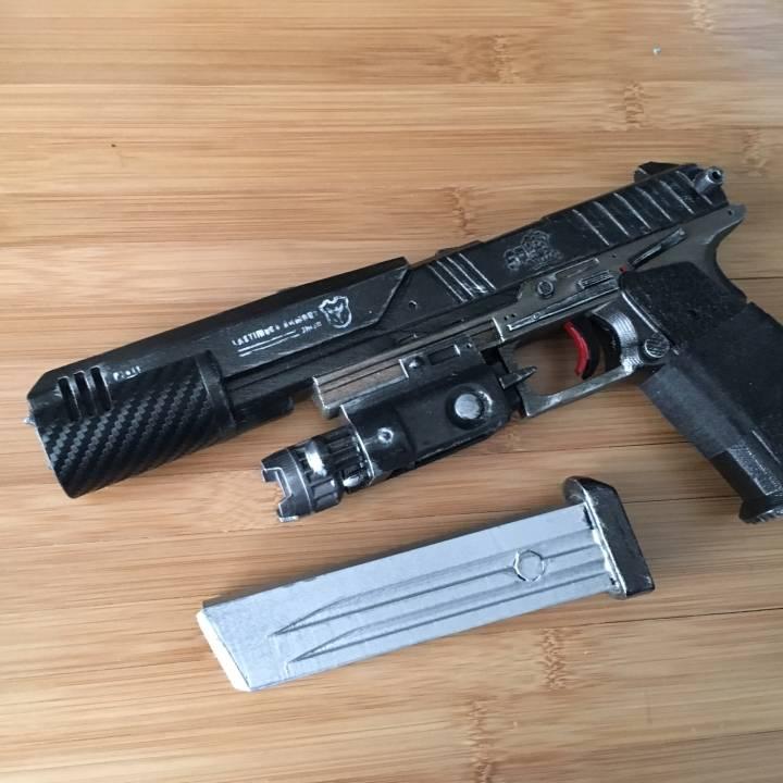 Titanfall - Smart Pistol from titanfall 1