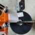 FLSUN  delta turbo fan extention for e3d valcano image